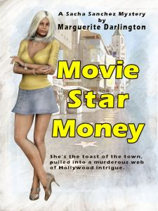 movie star money mystery novel