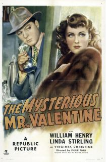 Mysterious Mr. Valentine